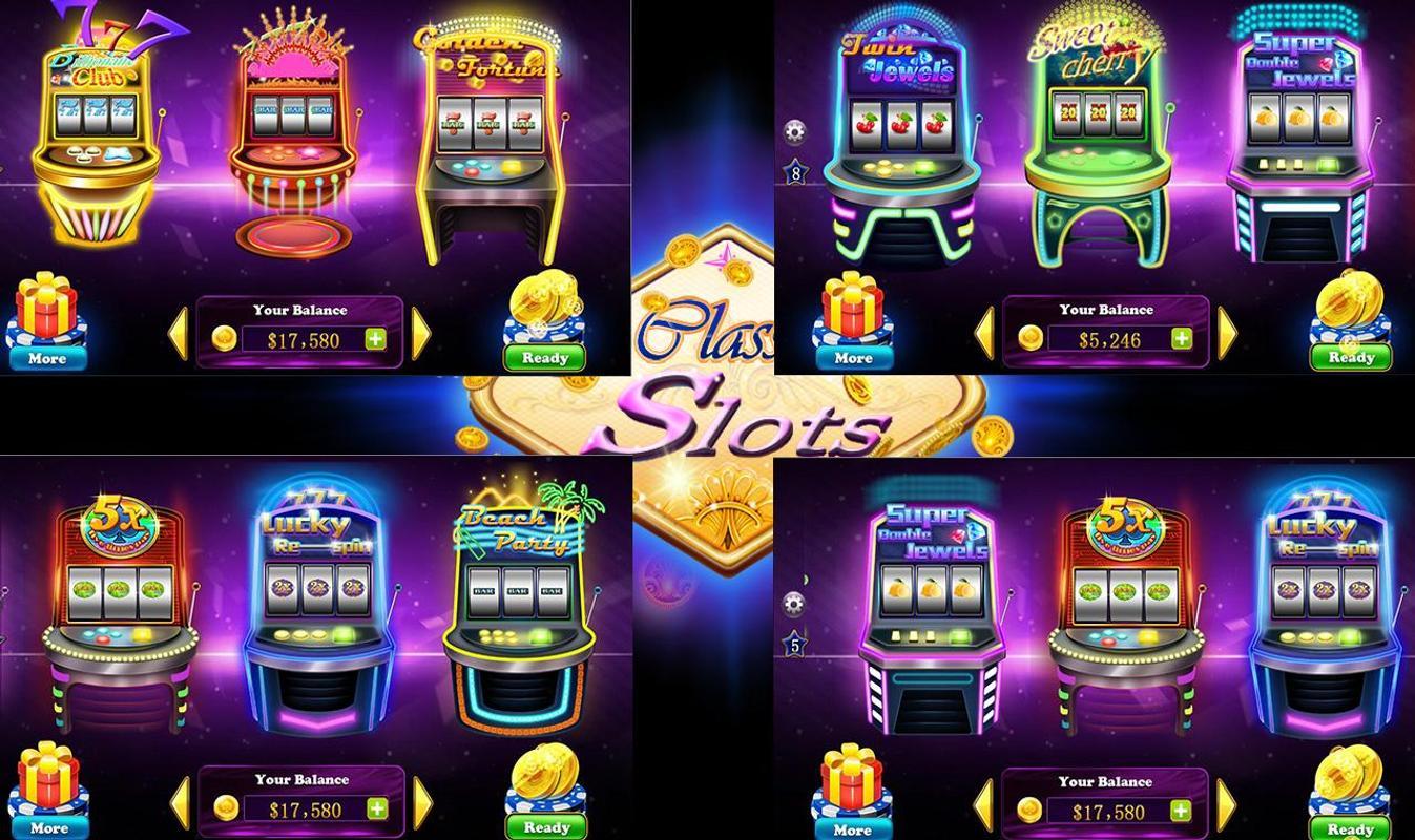 casino slots apk