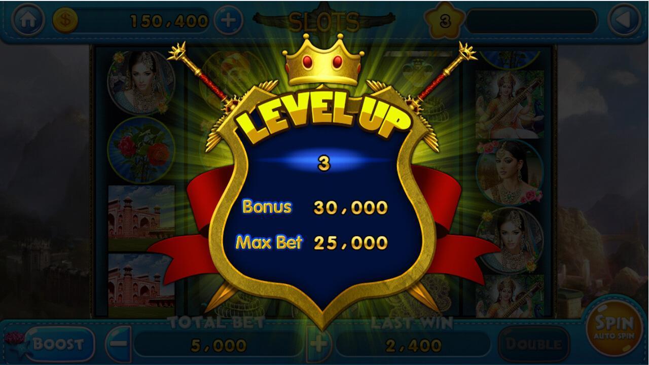 Slots Blitz:Slot Machines Game poster