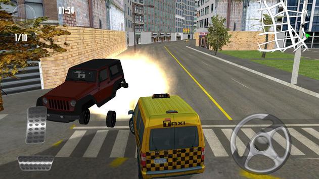 Mobster Taxi 2 screenshot 1