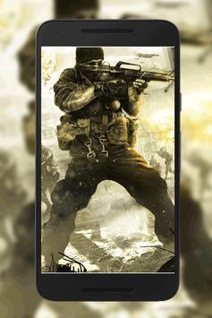 COD BlackOps 4 Wallpaper FULL HD screenshot 1