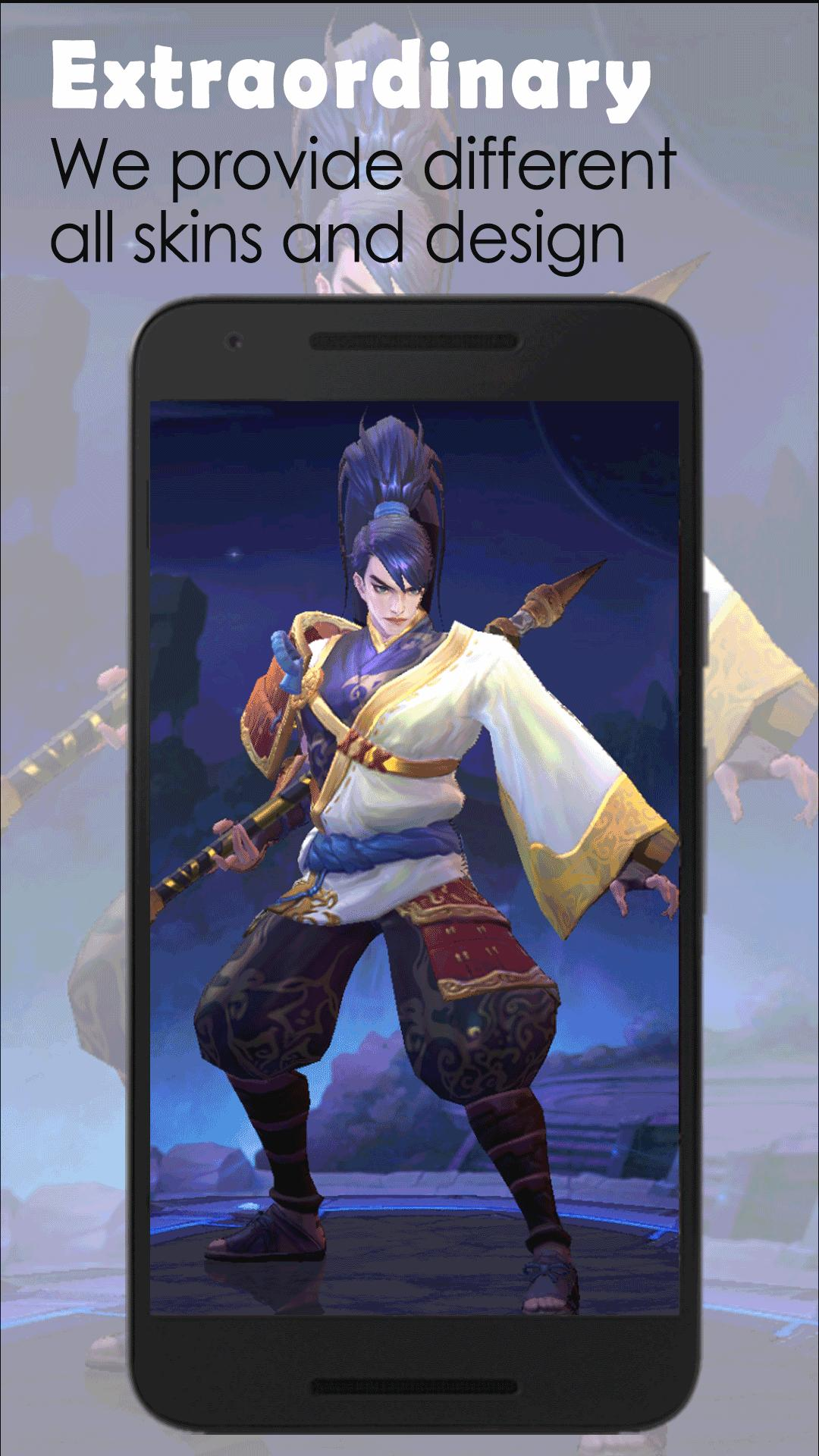 Hd Zilong Wallpaper Skins For Android Apk Download