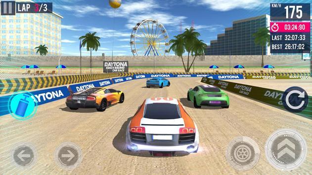 Deltona Beach Racing: corridas de carros 3D imagem de tela 13