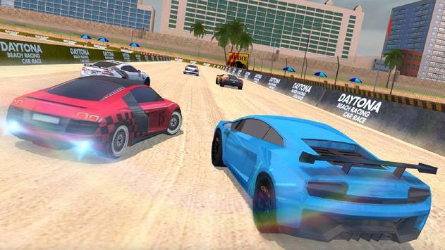 Deltona Beach Racing: corridas de carros 3D imagem de tela 10