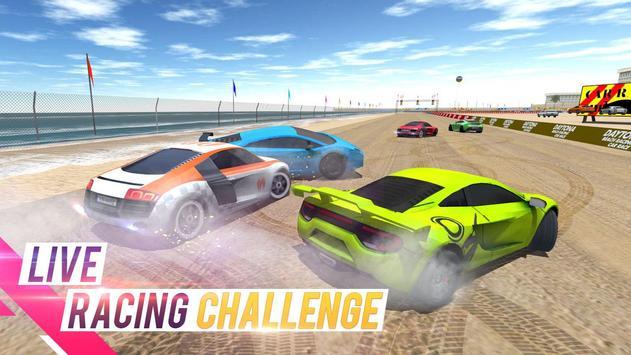 Deltona Beach Racing: corridas de carros 3D imagem de tela 14