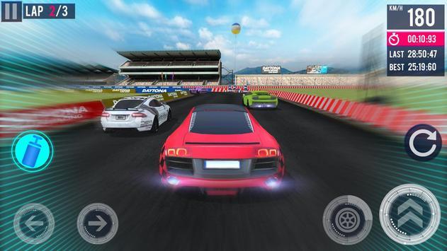 Deltona Beach Racing: corridas de carros 3D imagem de tela 15