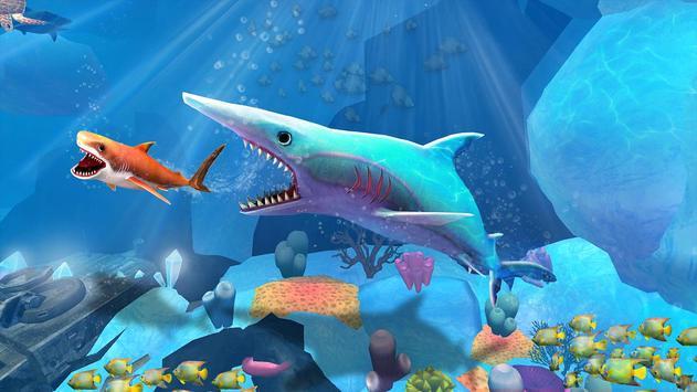 Ataque de Tubarão de Dupla Cabeça - Multijogador imagem de tela 13