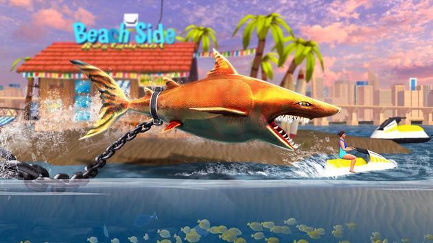 Ataque de Tubarão de Dupla Cabeça - Multijogador imagem de tela 5