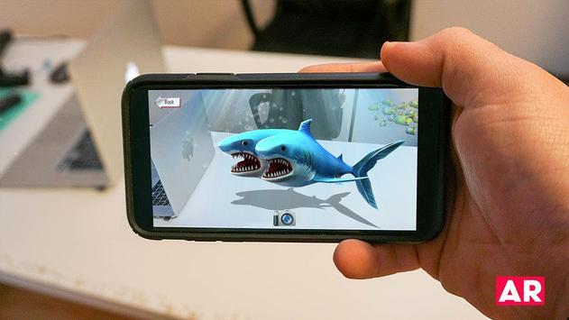 Ataque de Tubarão de Dupla Cabeça - Multijogador imagem de tela 6