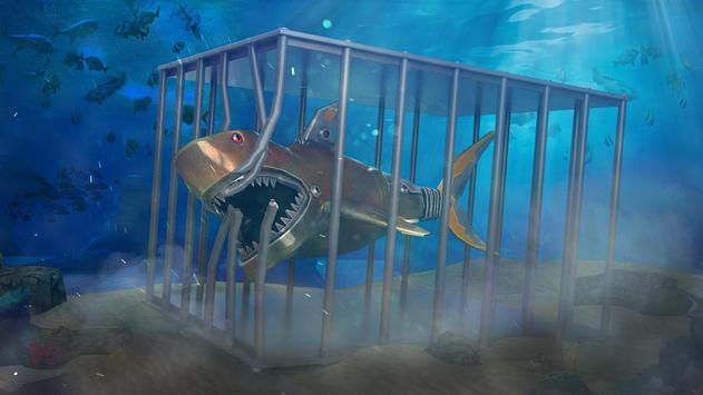 Ataque de Tubarão de Dupla Cabeça - Multijogador imagem de tela 7