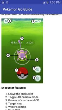 Guide for Pokemon Go Beginner apk screenshot