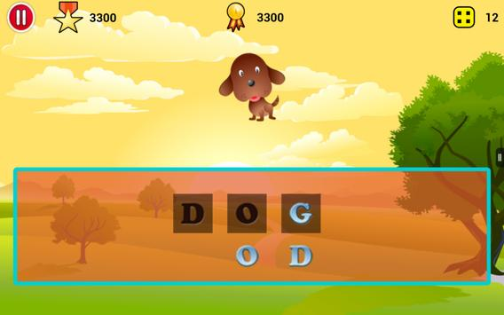 Jumbled Animals screenshot 5