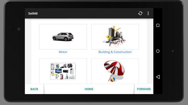 SellM8 screenshot 2