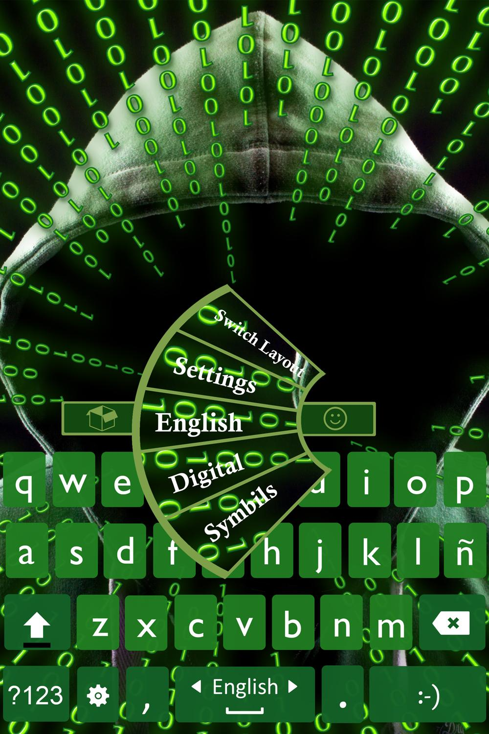 Hacking Keyboard Plus for Android - APK Download
