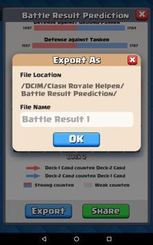 Battle Result Predictor for CR screenshot 19