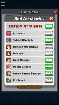 Card Creator for CR screenshot 4