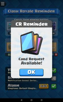Reminder for Clash Royale screenshot 15