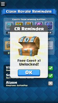 Reminder for Clash Royale screenshot 7