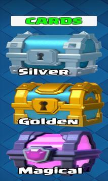 Gems Clash Royale Prank apk screenshot