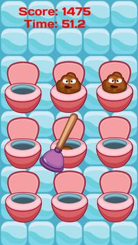 Catch The Poo: Toilet Cleaning apk screenshot