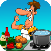 Cooking Daddy: Fathers Kitchen icon