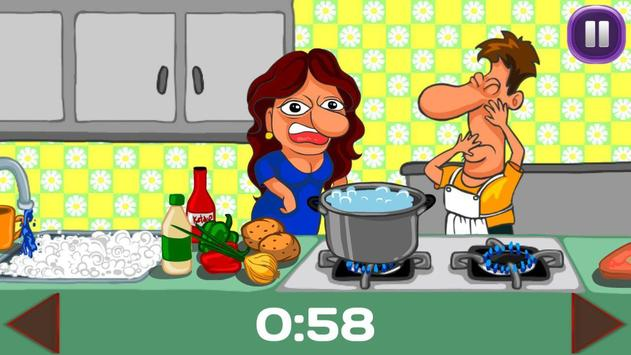 Cooking Daddy: Fathers Kitchen apk screenshot