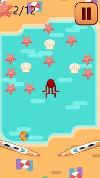 Sea Theme Pinball - Underwater poster