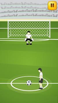 Soccer Penalty Kicks Shootout apk screenshot