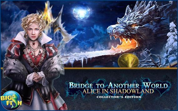 Bridge Another World: Alice in Shadowland スクリーンショット 4