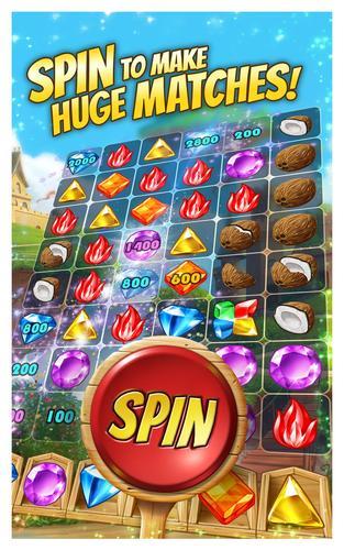 Cascade spin match gem puzzle app apk baixar gr tis for Cascade big fish game