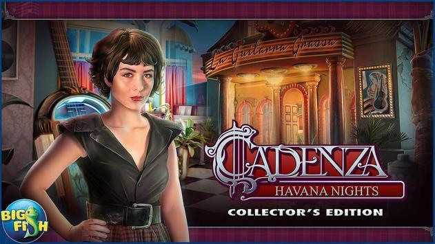 Cadenza: Havana Nights Collector's Edition poster