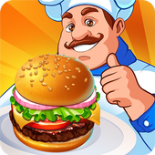 Cooking Craze - A Fast & Fun Restaurant Chef Game أيقونة