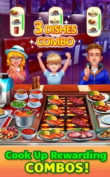 Cooking Craze - A Fast & Fun Restaurant Chef Game apk تصوير الشاشة