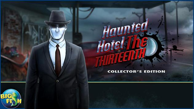 Hidden Objects - Haunted Hotel: The Thirteenth screenshot 9