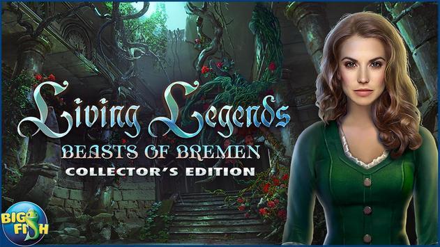 Hidden Object - Living Legends: Beasts of Bremen screenshot 10