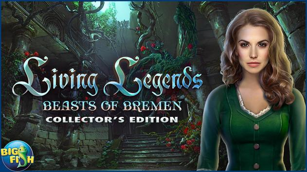 Hidden Object - Living Legends: Beasts of Bremen screenshot 5