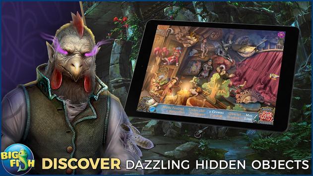 Hidden Object - Living Legends: Beasts of Bremen screenshot 6