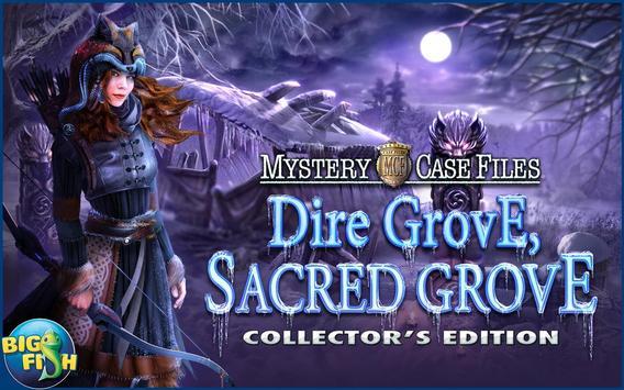 Mystery Case Files: Dire Grove Sacred Grove (Full) screenshot 9