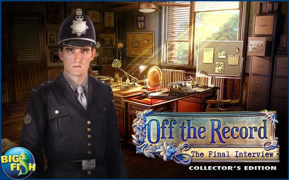 Off Record: Final Interview apk screenshot