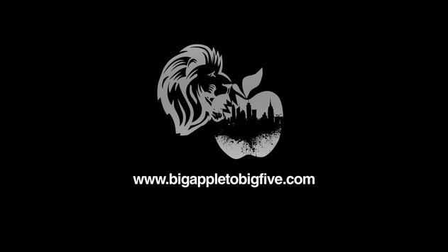 Big Apple to Big Five poster