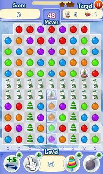Christmas Games: Match 3 Winter Game for Christmas screenshot 4