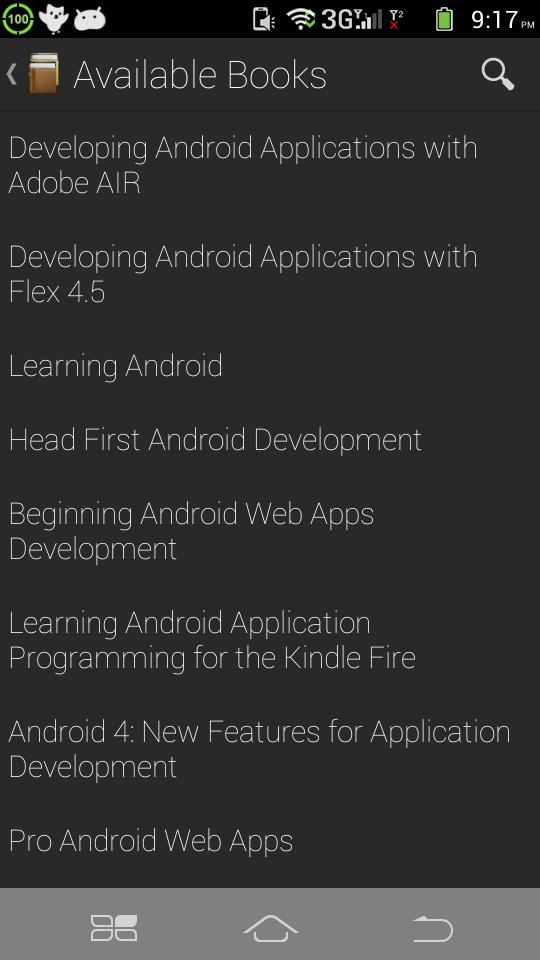 Free Programming Books for Android - APK Download