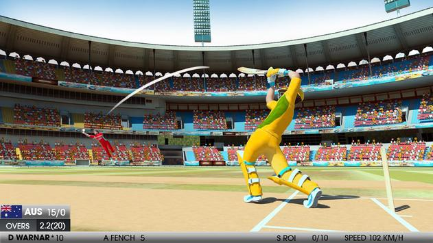 World Champions Cricket T20 Game poster