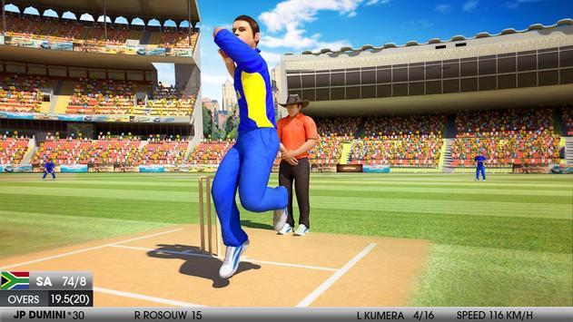 World Champions Cricket T20 Game screenshot 16