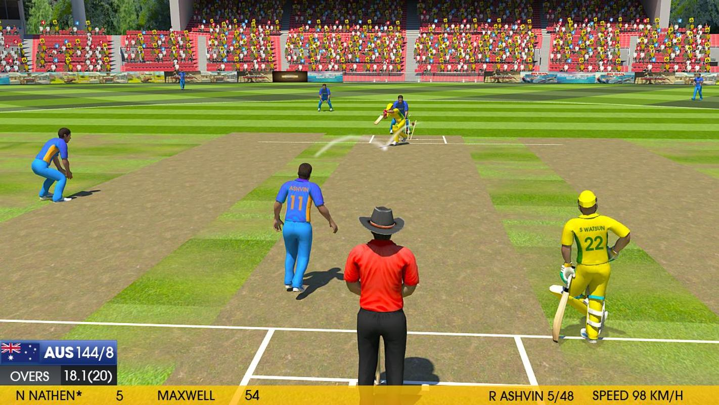 cricket game download play online