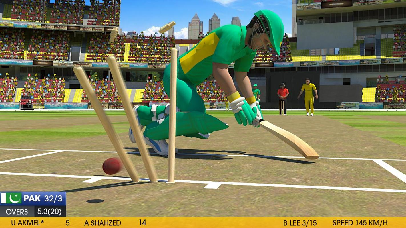 apkpure cricket games download