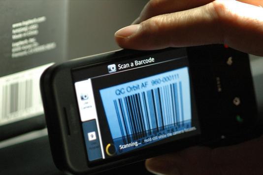 ShopSavvy Barcode & QR Scanner poster