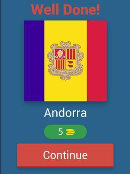 New Flag Quiz apk screenshot