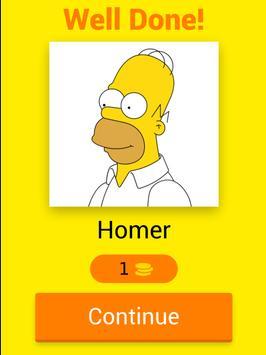 The Simpsons Quiz screenshot 9