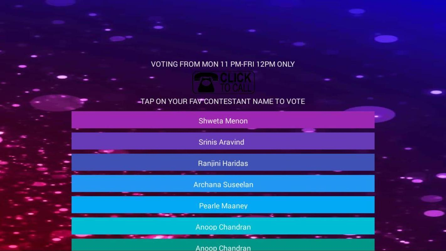 Bigg boss malayalam voting for android apk download bigg boss malayalam voting screenshot 2 urtaz Gallery
