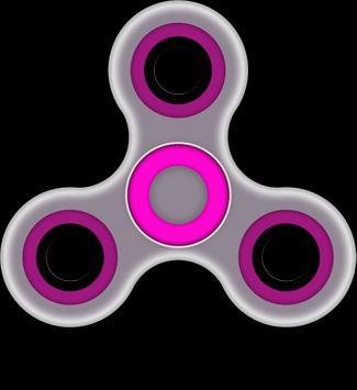 Fidget spinner : Hand spinner poster